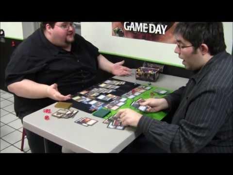 El friki de cartas Magic se vuelve loco