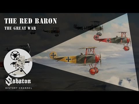 The Red Baron – The Great War – Sabaton History 015