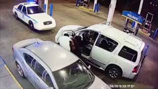 Caught on camera: Fatal officer-involved shooting
