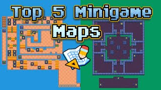 Top 5 Minigames In Map Maker Part 6