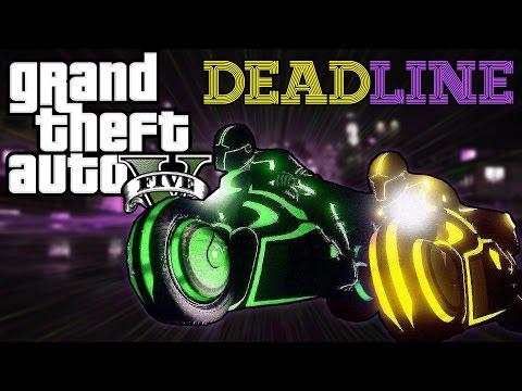 GTA ONLINE - DEADLINE /w DoggyAndi, Chabinho, Alma