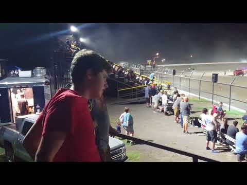 Eco Mods, Feature @ Grayson County Speedway  9-1-18