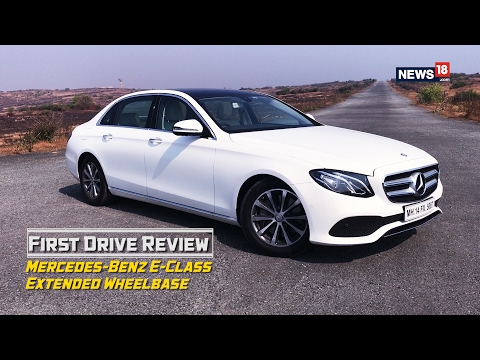 2017 Mercedes-Benz E-Class Extended Wheelbase | First Drive Review