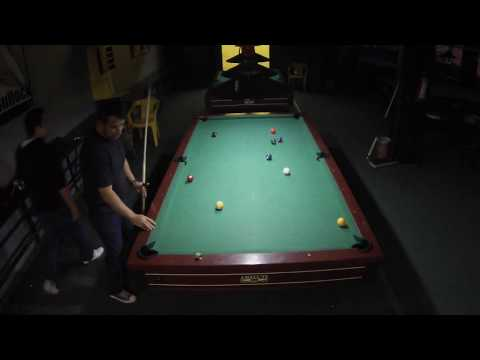 Ruben Bautista vs Alonso Vela - 9 ball - Money Match Race to 8