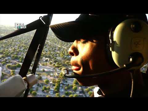 #ATI #MonateKoMotjing helicopter performance #PulaPower