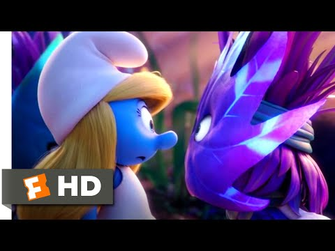 Smurfs: The Lost Village (2017) - You're A Girl Scene (5/10) | Movieclips