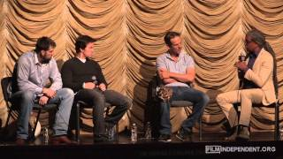 Mark Wahlberg, Peter Berg, Marcus Luttrell | LONE SURVIVOR (Film Independent at LACMA)