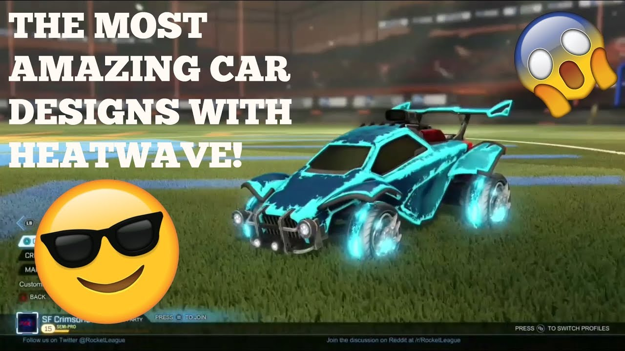 Best Premium Cars Rocket League