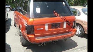 б/у Range Rover за 300к. Если бы AcademeG жил в Америке.