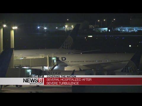 7 injured after Hawaii-bound flight experiences turbulence