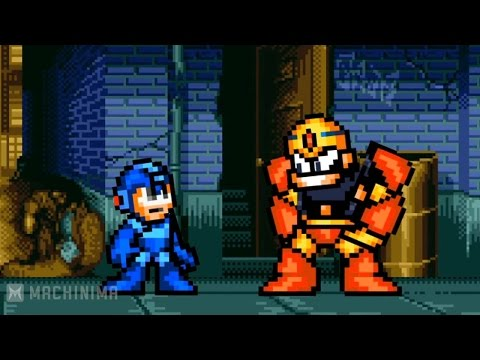 Mega Man Dies at The End full movie