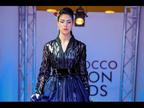 Morocco Fashion Awards 2015 - Leila Chemcham