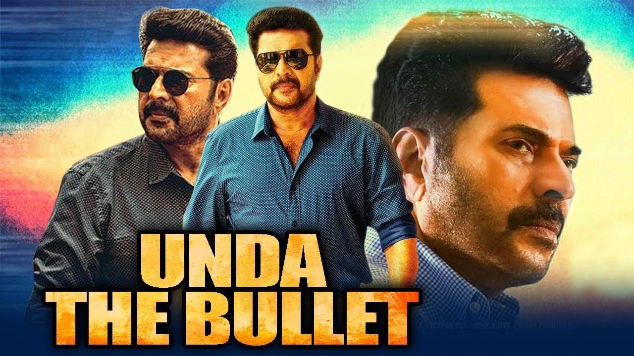 Download Unda The Bullet 2019 Malayalam Hindi Dubbed Full Movie | Mammootty, Arjun Sarja
