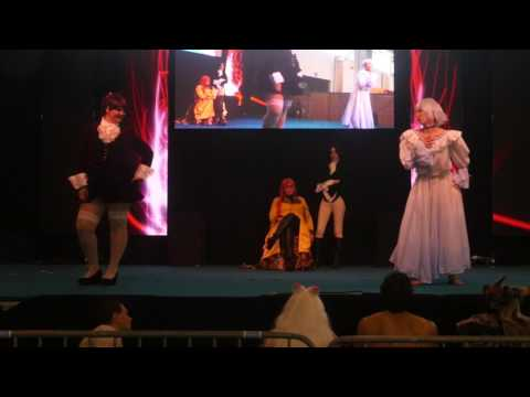 related image - Toulouse Game Show Springbreak 2017 - Cosplay Dimanche - 06 - Ludwig Revolution