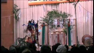 2010.12.18 築上町行われた神楽芸能祭で撮影しました。太宰府へ左遷され...