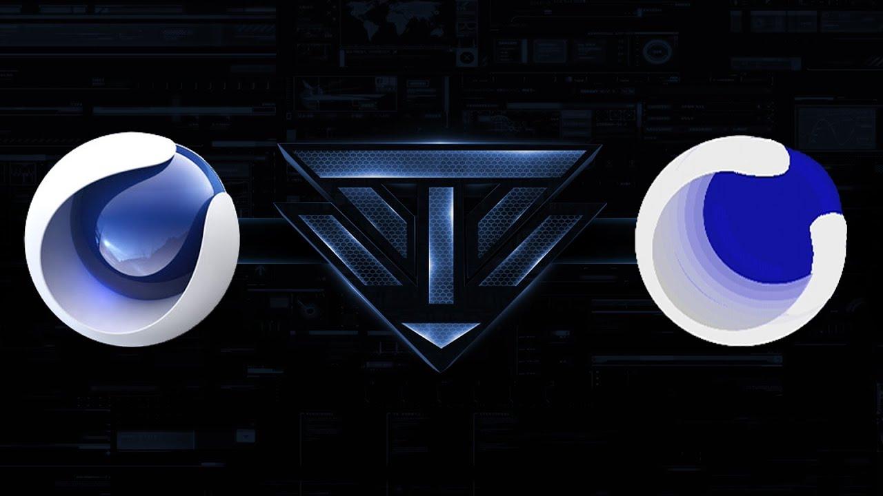 Speed Art on Black Ops 2 | Cinema 4D logo - YouTube  Speed Art on Bl...