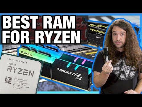 AMD Ryzen 3000 Memory Benchmark & Common RAM Mistakes (fClock, UClock, & MClock)