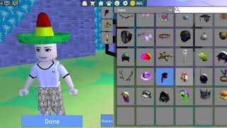 Me and Abi play roblox pizza place