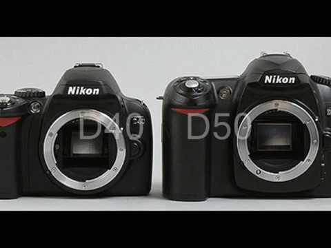 nikon d40 vs d50 youtube rh youtube com nikon d40 owners manual printable