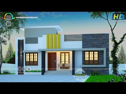 10 Low cost house designs #1