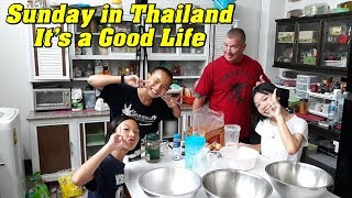 It39s a Good Life Sunday in Thailand