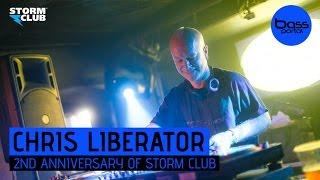 Chris Liberator - 2nd Anniversary of Storm Club   Techno