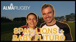 Campeonato de Rugby mais tradicional do Brasil SPAC Lions e Novidade do Canal ALMA RUGBY