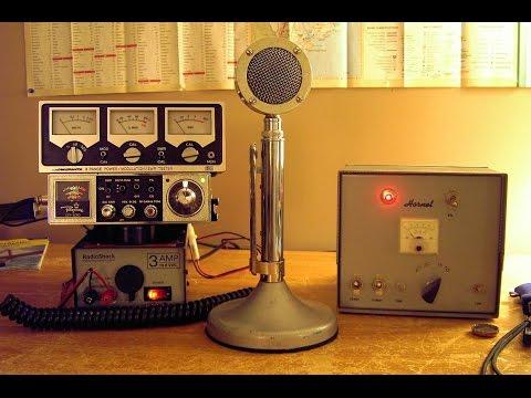 Old Radio Night - April 21, 2017 - Regency CR-230