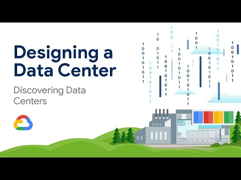 How does Google design its data own centers?
