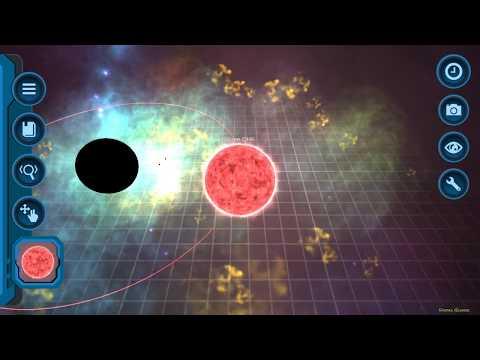 Pocket Universe - 3D Gravity Sandbox - Becoming God | Android Gameplay HD