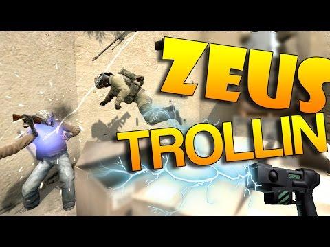CS:GO - Zeus TROLLING! #10