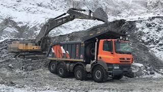 сравнение Tatra и Volvo