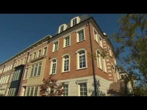Marvin Windows case study: Hudson Harbor Brownstones