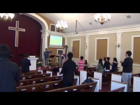 Chinese Christian Gospel Church (Stony Brook) Easter Sunday Worship 04/16/17 (Part1)