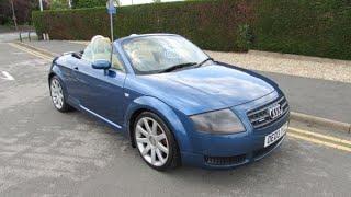 Audi TT 2003 Videos