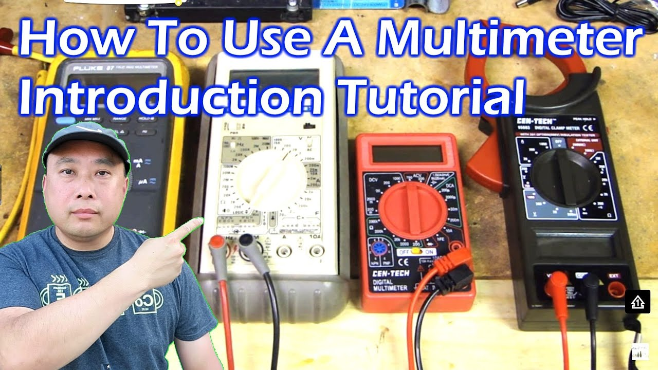 Make Your Own Multimeter Manual Guide