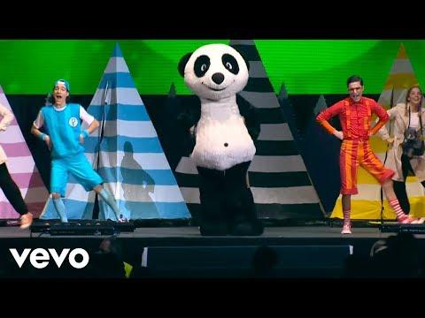 Panda e Os Caricas - Panda Style (Live From Campo Pequeno / Lisboa / 2015)