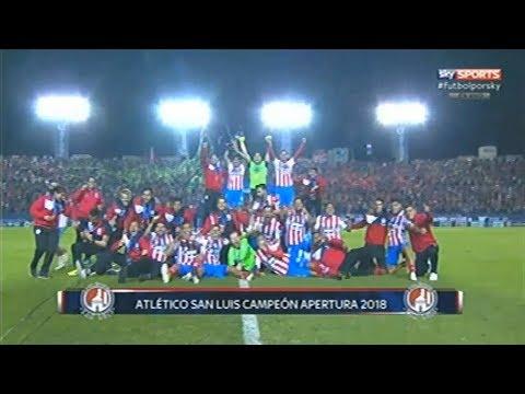 Final de Ascenso MX - Atlético de San Luis 4- 2 Dorados