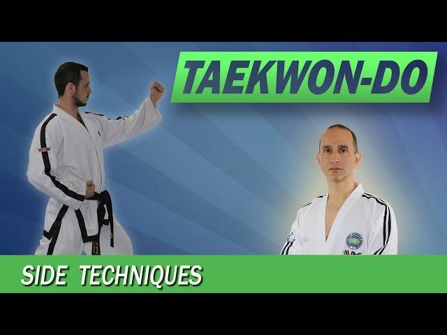 Taekwon-Do: Side Techniques