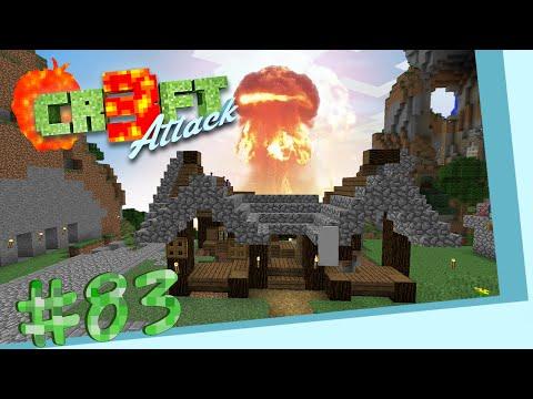 DER MEGA TROLL! - CraftAttack 3 #83 mit Baasti, Zinus & Clym | Earliboy