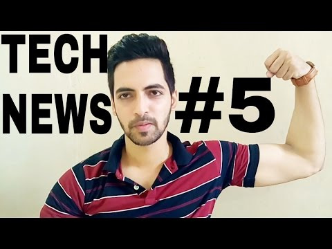Tech News # 5 - Micromax Yu new Phone, Google Free Wifi, Amazon Deal, Sony Marshmallow and more