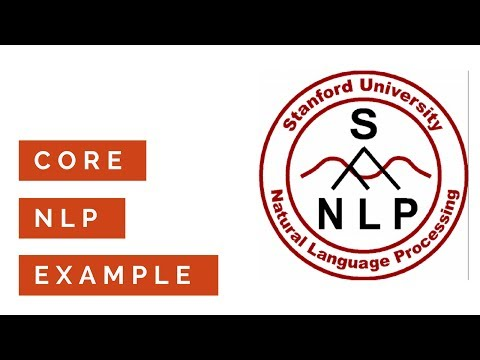 Stanford Core NLP Java Example | Natural Language Processing