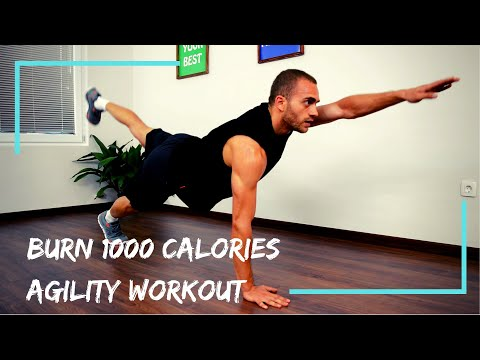 Advanced Full Body Workout Without Equipment