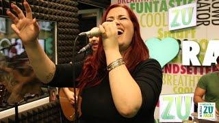Feli - Cine te crezi (Live la Radio ZU)