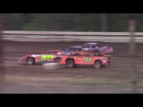 Hummingbird Speedway (7-9-16): Street Stock Feature