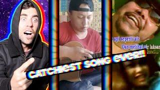 Download lagu Alip Ba Ta - Ini Rindu (Farid Hardja) | Catchiest Song EVER | REACTION