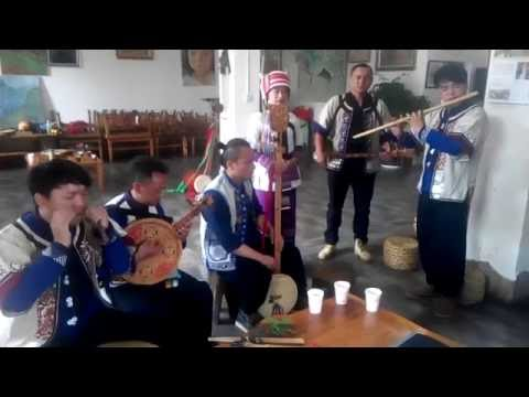 Manhu Band, Traditional Song 蛮虎乐队 -彝族音乐