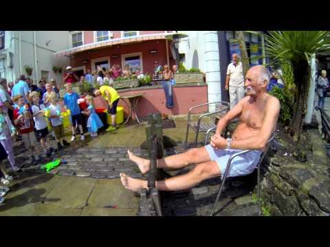 Ulverston Carnival Stocks 2014 - Ralph Spours