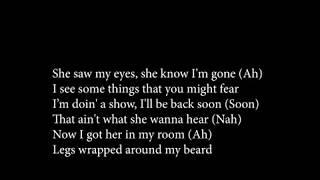 Travis Scott  -  HIGHEST IN THE ROOM (Official lyrics)
