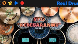 ST12 Setia Band Kebesaranmu  Real Drum Covert By Fajri